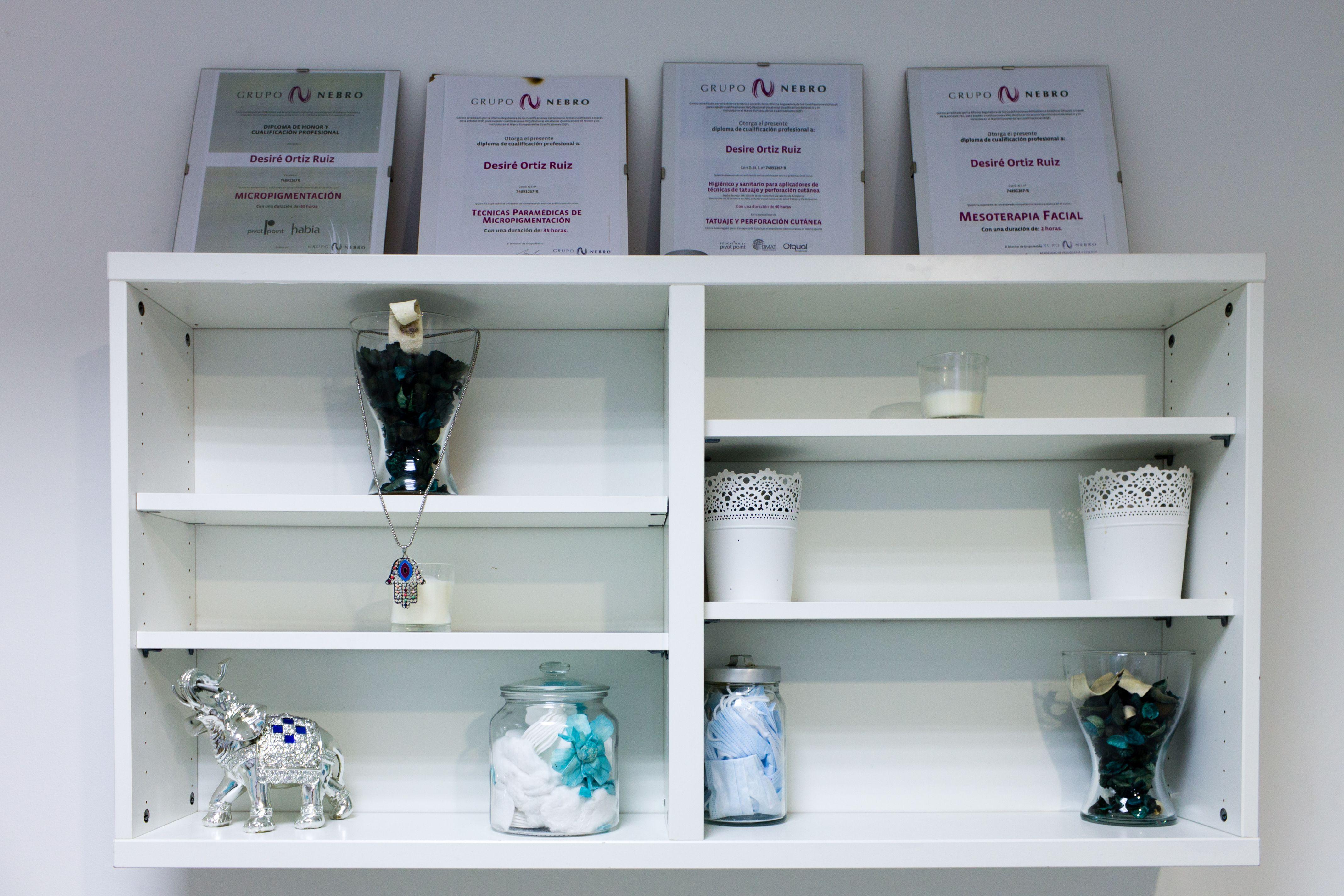 Somos un centro de belleza y estética con una gran variedad de servicios
