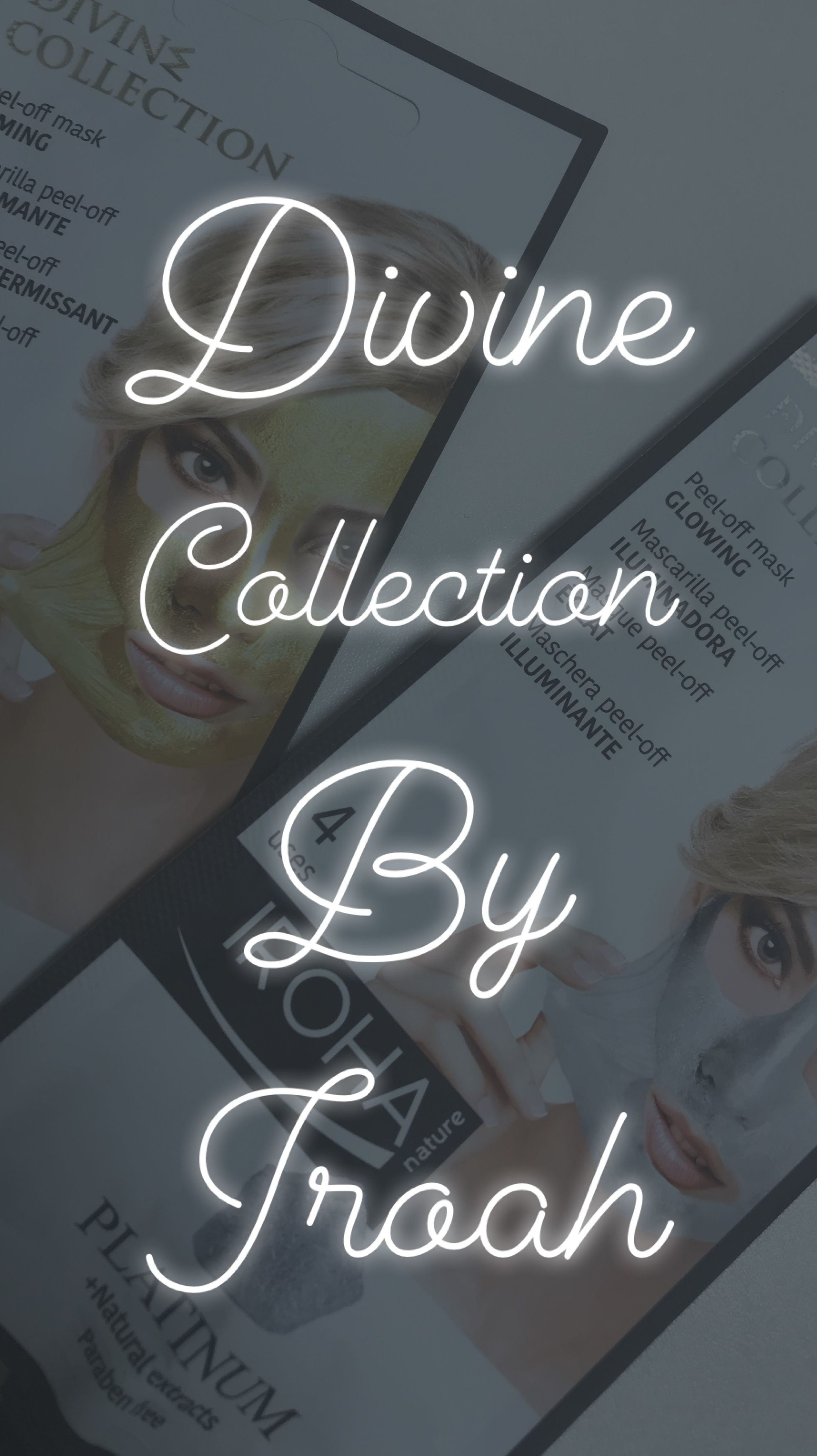 Divine collection mascarillas para casa