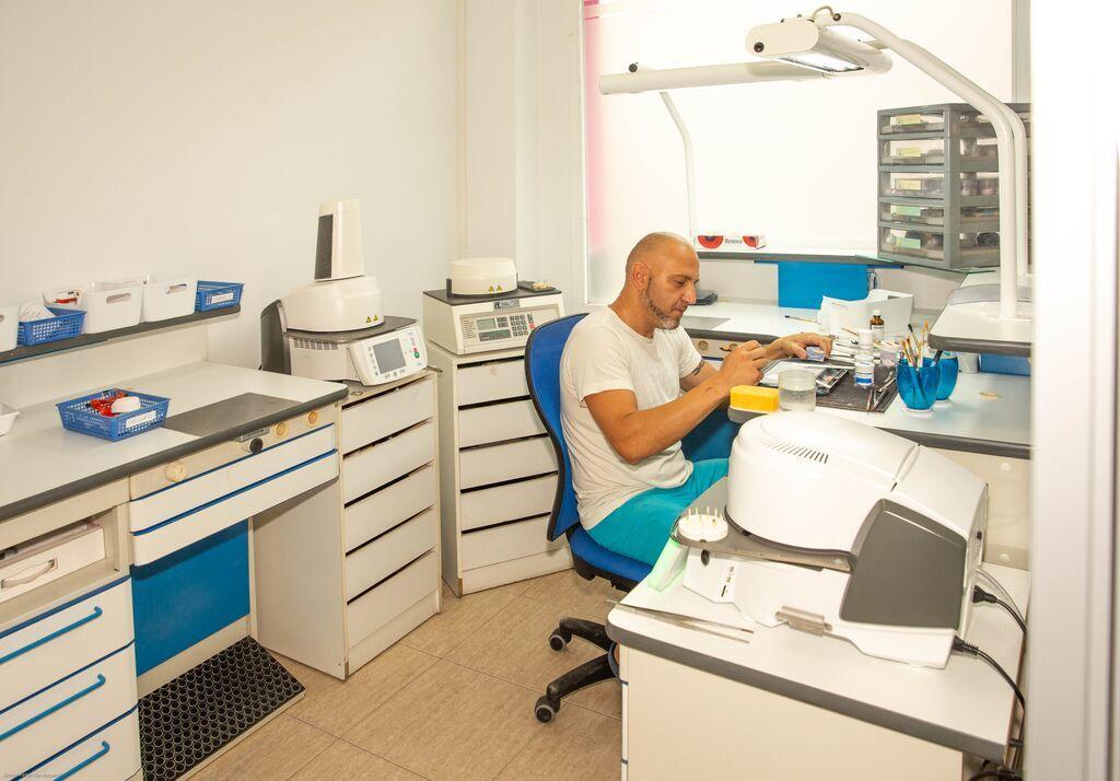 Centro de odontología en Estepona
