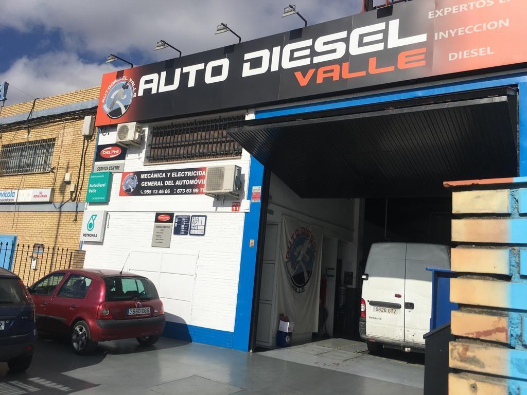 Reparación de automóviles en Sevilla