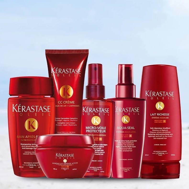 Venta de productos para el cuidado del pelo en Granada