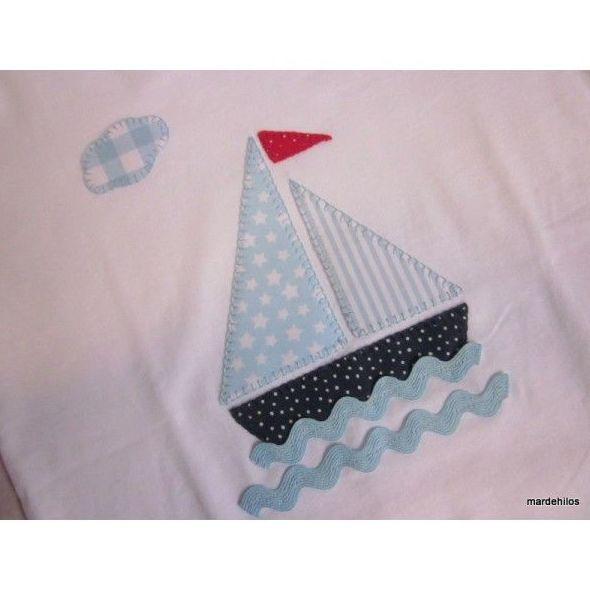 Camiseta velero: Productos de Mar de Hilos