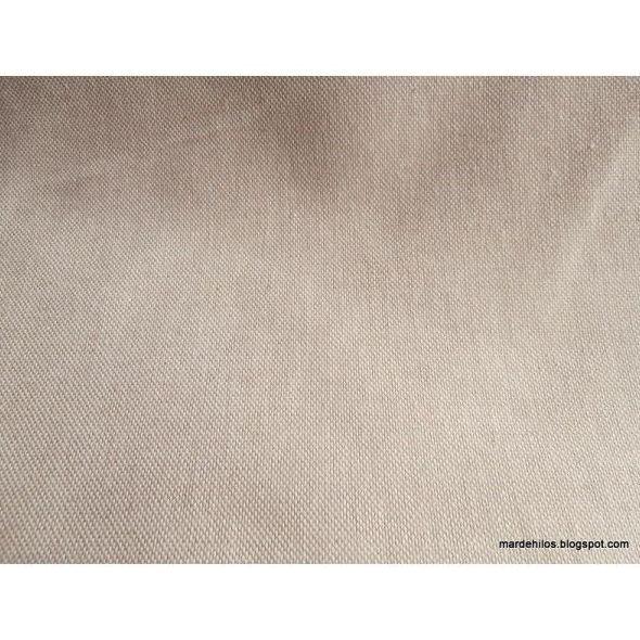 Loneta lino: Productos de Mar de Hilos
