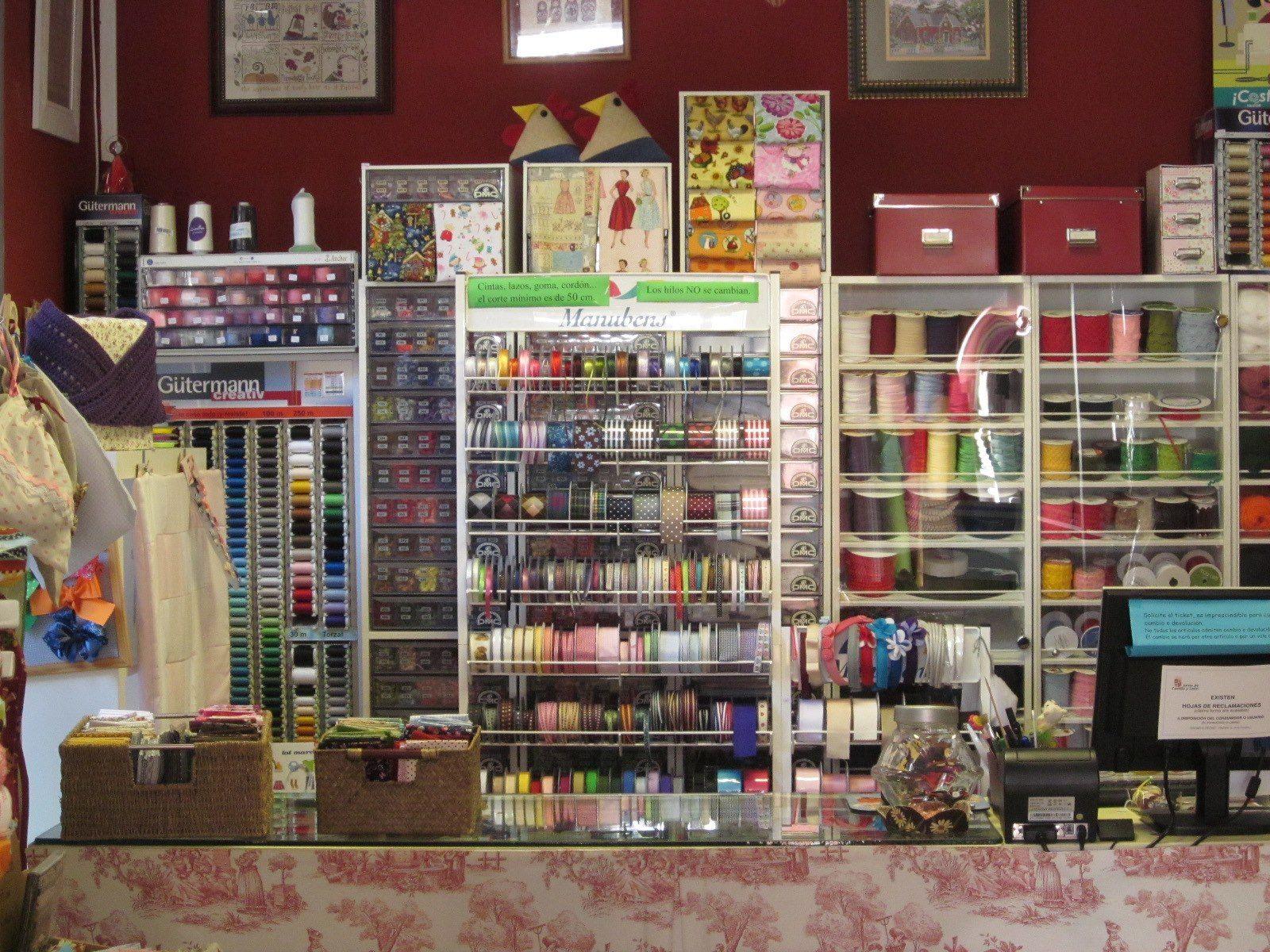 Tienda de labores en León