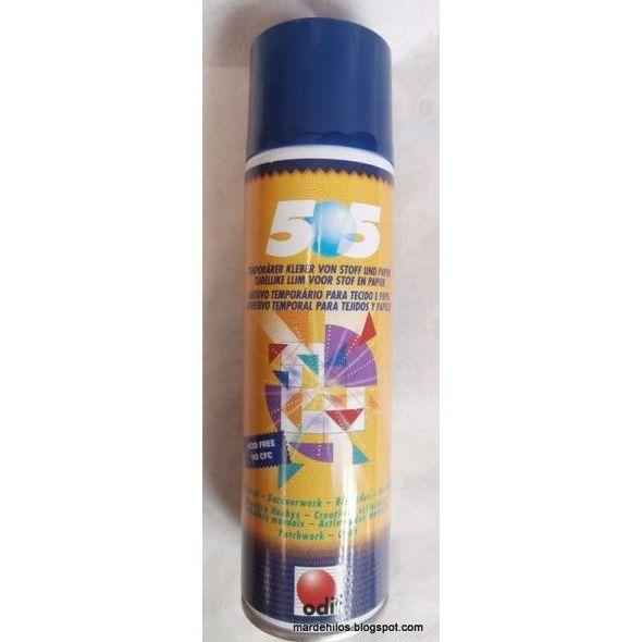 Adhesivo temporal spray: Productos de Mar de Hilos