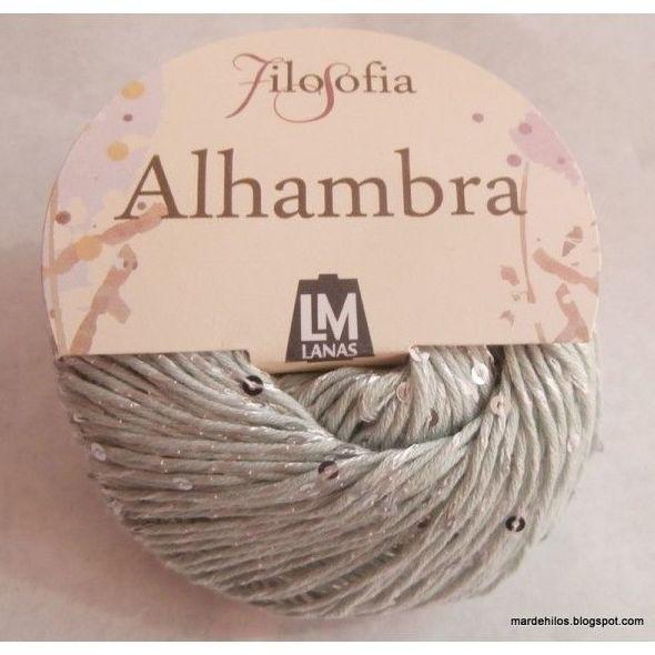 Alhambra verde agua: Productos de Mar de Hilos