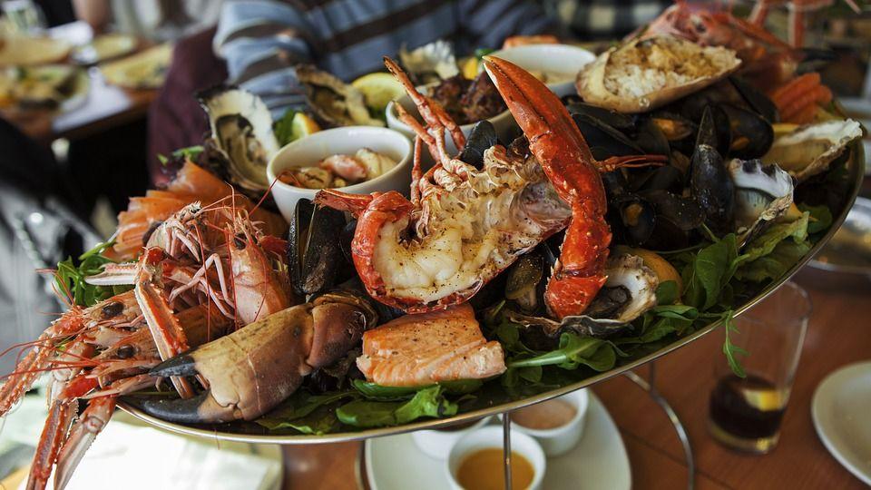 Mariscos: Carta y menú diario de Restaurante Casa Maño