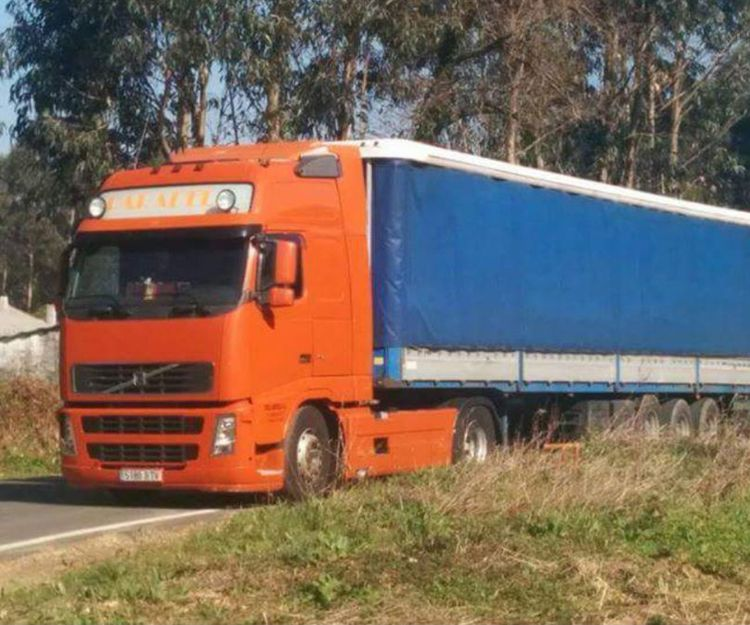 Transportes por carretera en Lugo