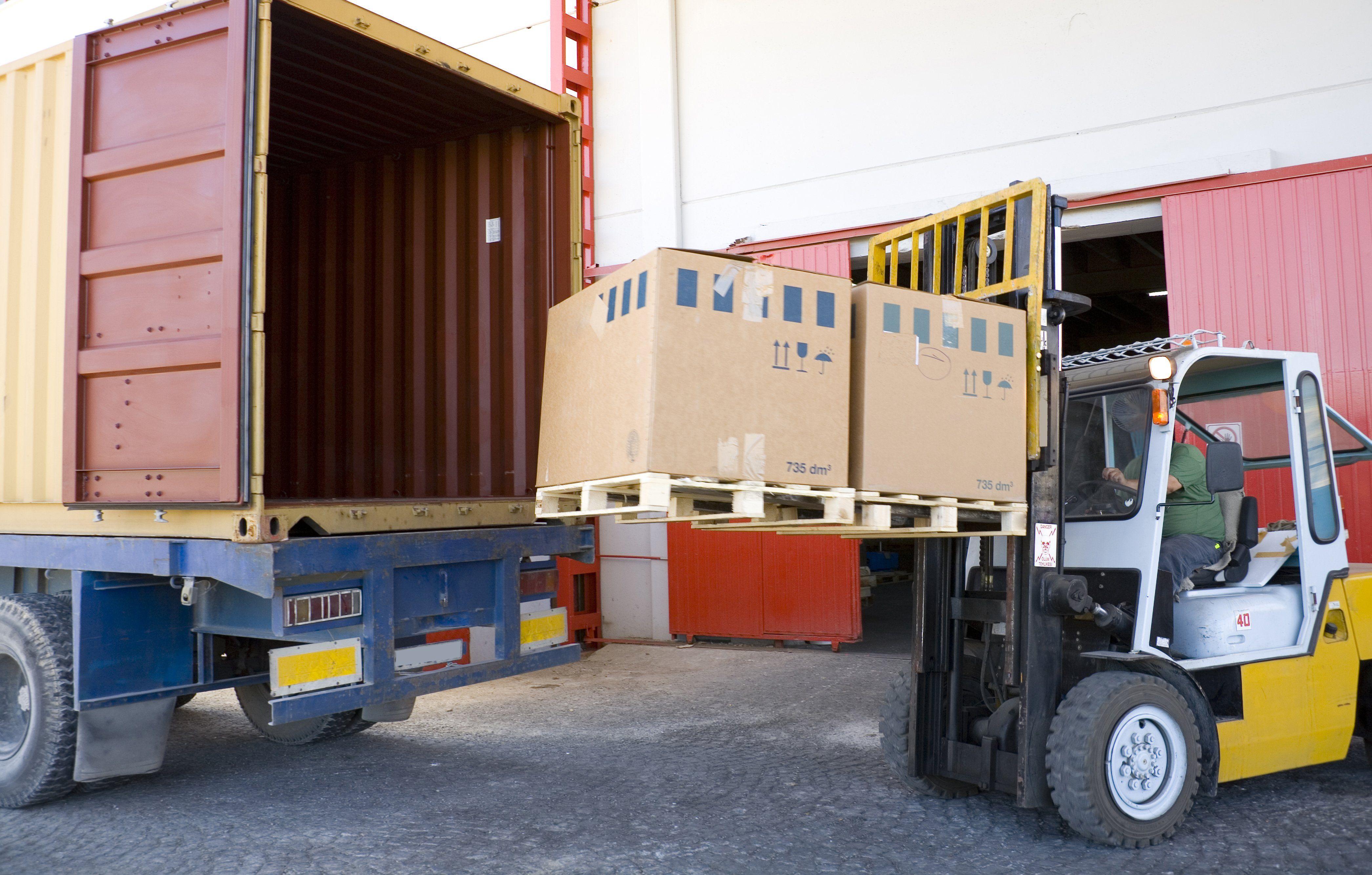 Transporte de mercancías: Servicios de Fixon Sandumil