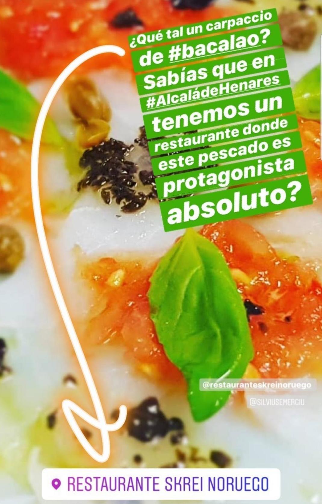 Foto 20 de Restaurante en Alcalá de Henares | Skrei Noruego