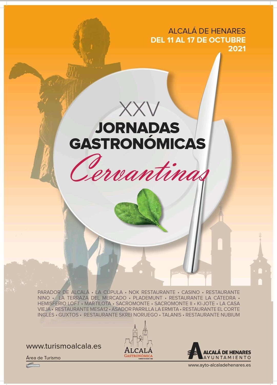 Menu de Degustacion de Bacalao-XXV JORNADAS GASTRONOMICAS CERVANTINAS: Nuestra Carta de Restaurante Skrei Noruego