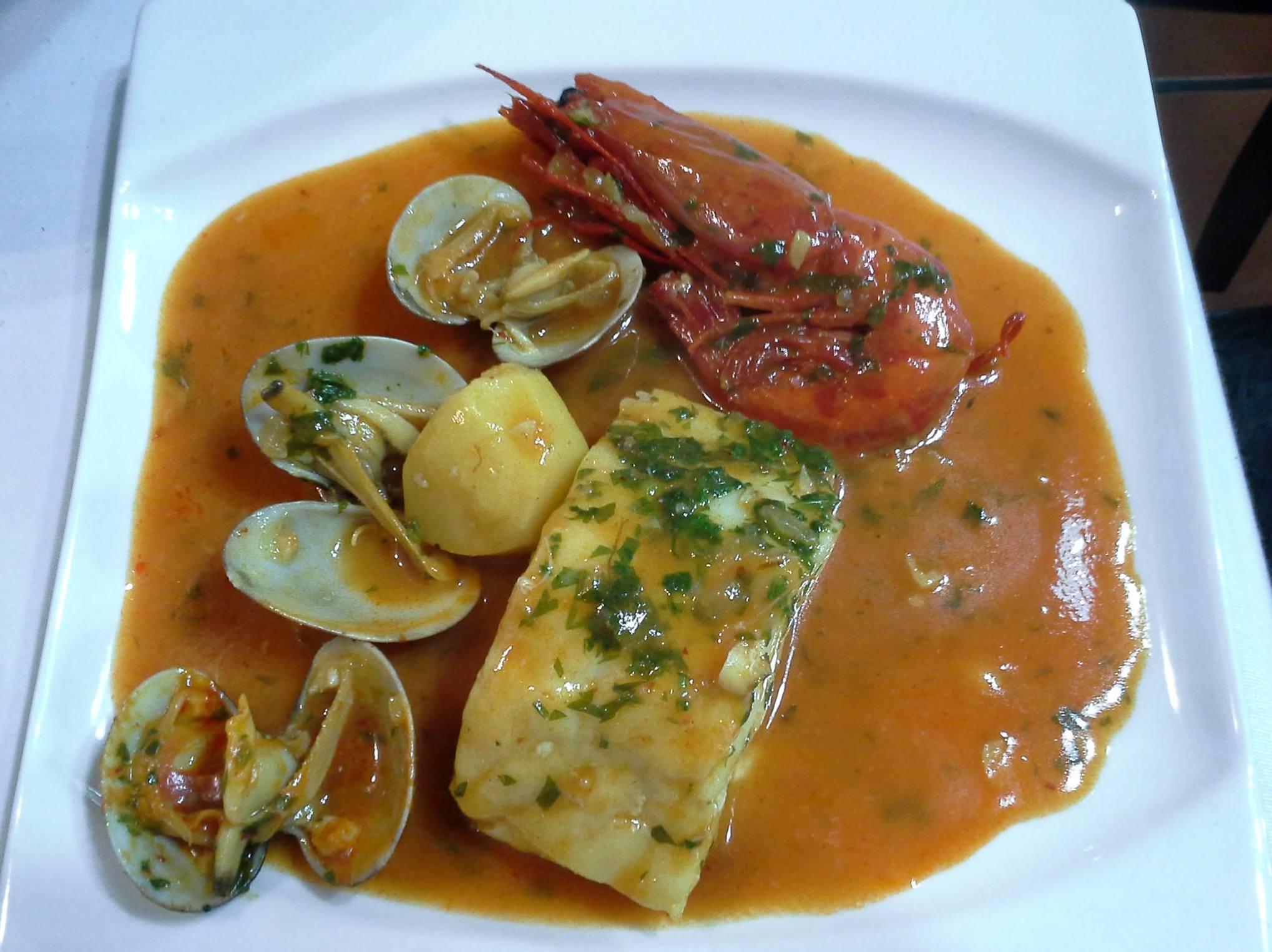 La mejor cocina moderna y de autor especialista en bacalao