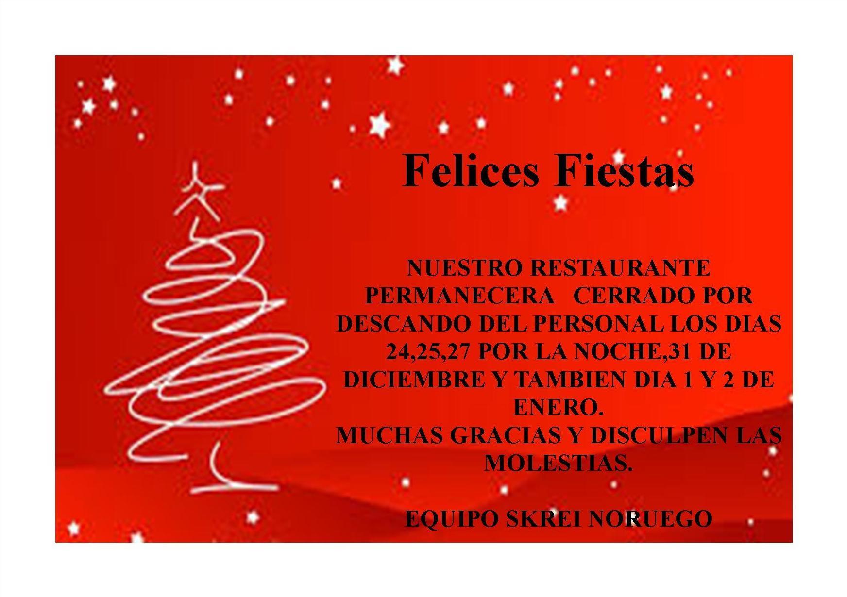 Felices Fiestas!!!