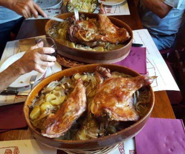 Asados a la brasa en Sitges