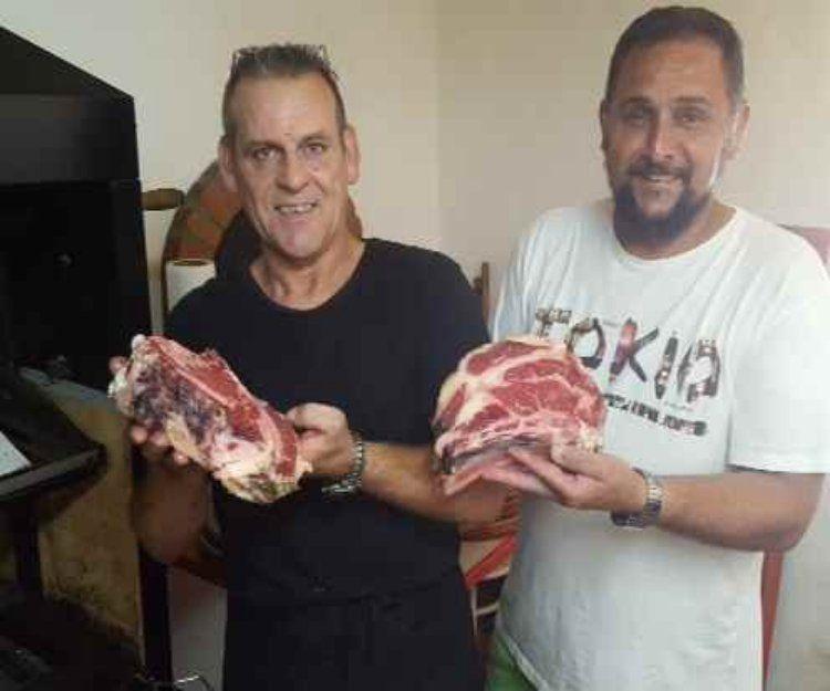 Parrilla en Sitges con carne de primera