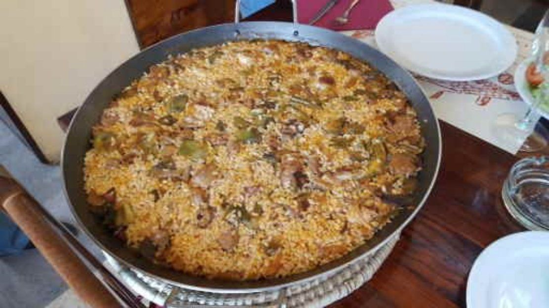 Paellas por encargo en Sitges