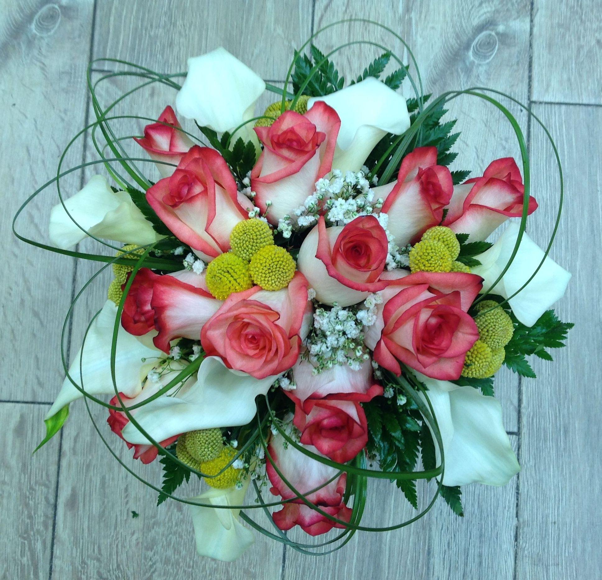 Buquet de rosas: PRODUCTOS Y SERVICIOS  de Floristería Contreras - BARTOLOMÉ CONTRERAS