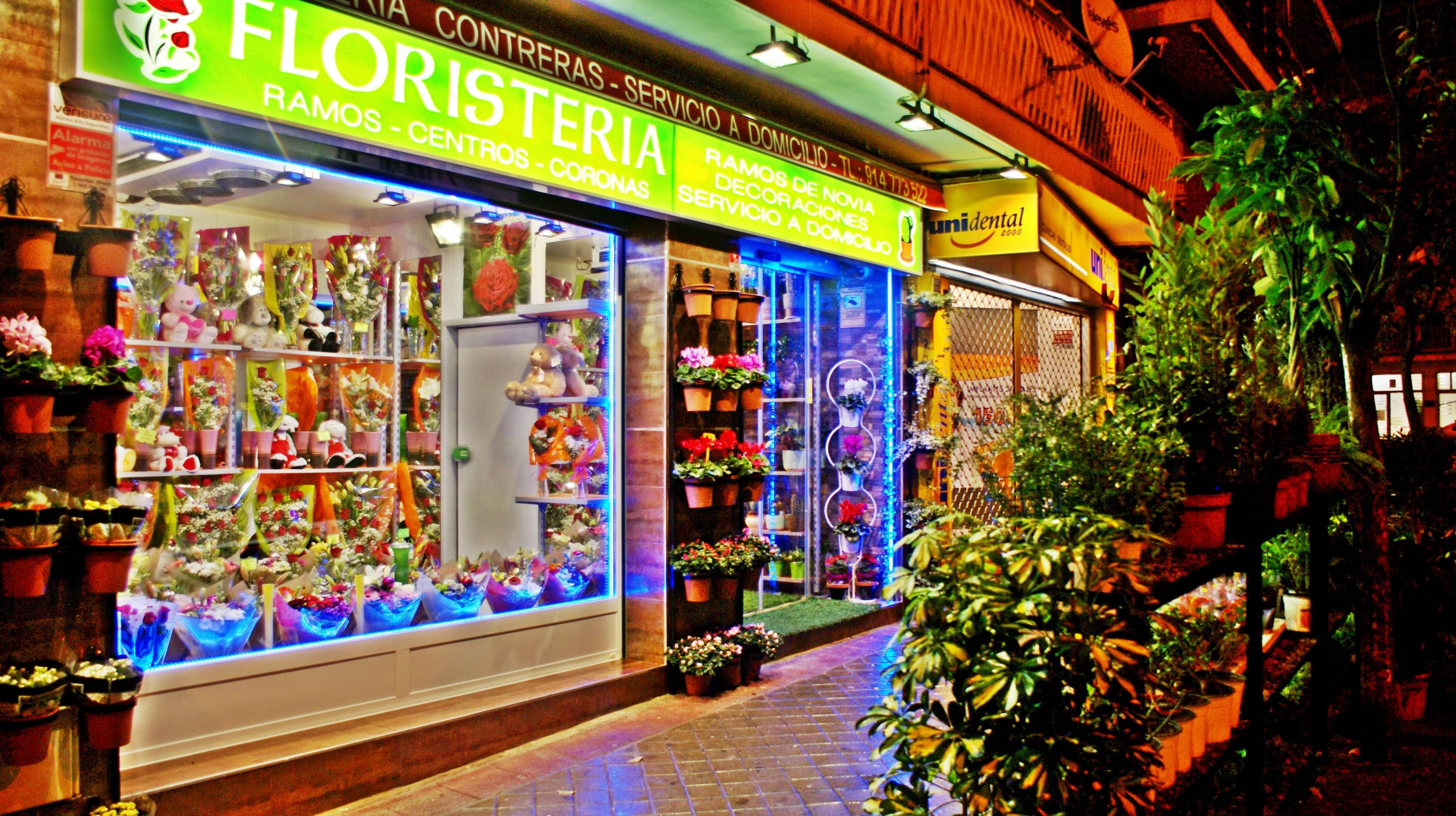 Foto 3 de Floristerías en Madrid | Floristería Contreras