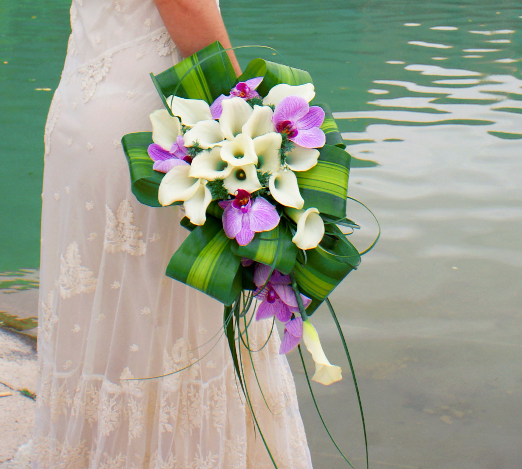 Ramo de novia: PRODUCTOS Y SERVICIOS  de Floristería Contreras - BARTOLOMÉ CONTRERAS