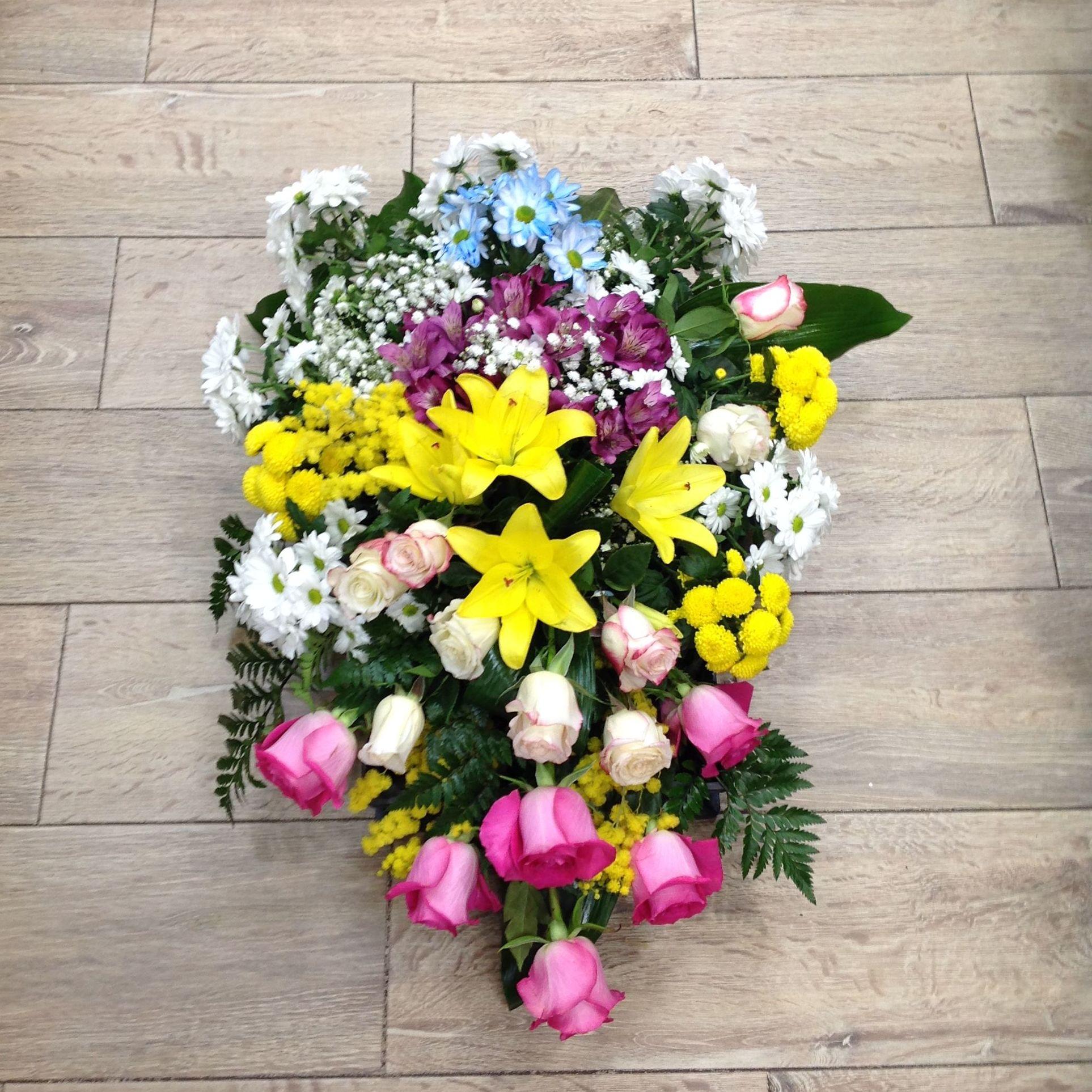 Centro de flor:  de Floristería Contreras