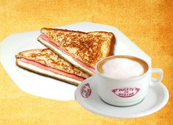 Desayunos: RESTAURANTE de Restaurante Arrocería Puerta de Atocha