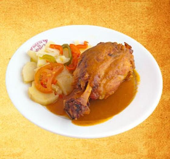 Menú expres: RESTAURANTE de Restaurante Arrocería Puerta de Atocha