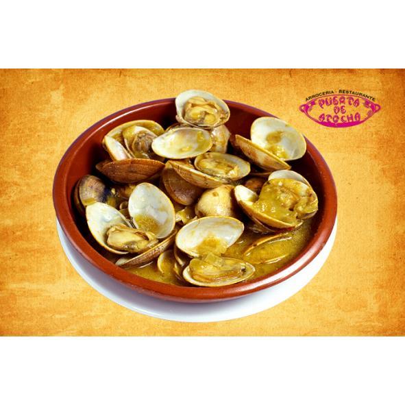 Menú especial nº 4: RESTAURANTE de Restaurante Arrocería Puerta de Atocha