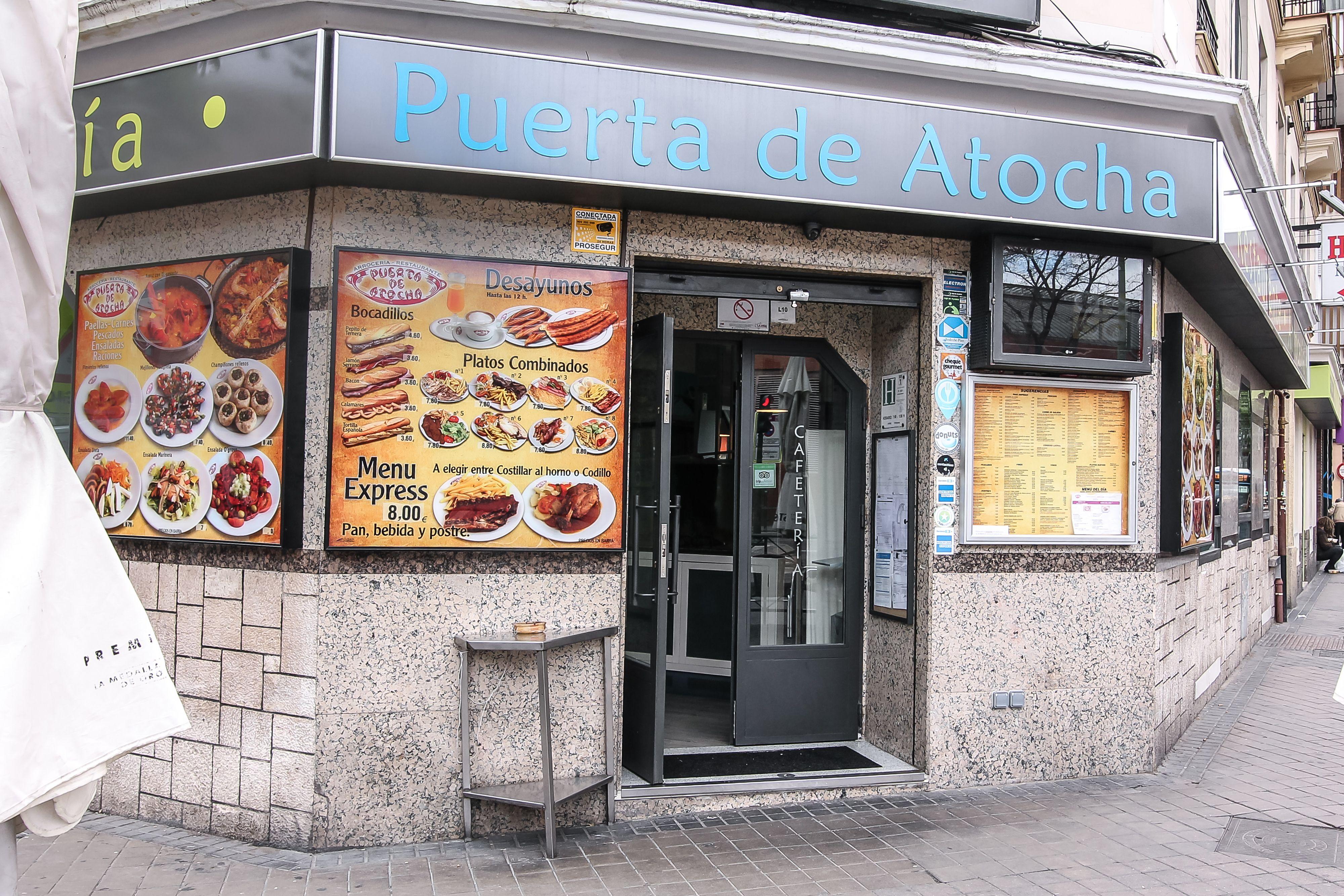 Foto 11 de arrocer a en madrid restaurante arrocer a puerta de atocha - Puerta de atocha ave ...