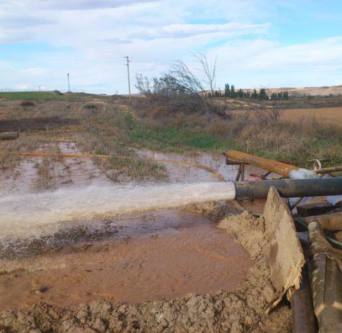 Trámites ante el Organismo de cuenca: Servicios de Asesores Agrarios Rifaterra