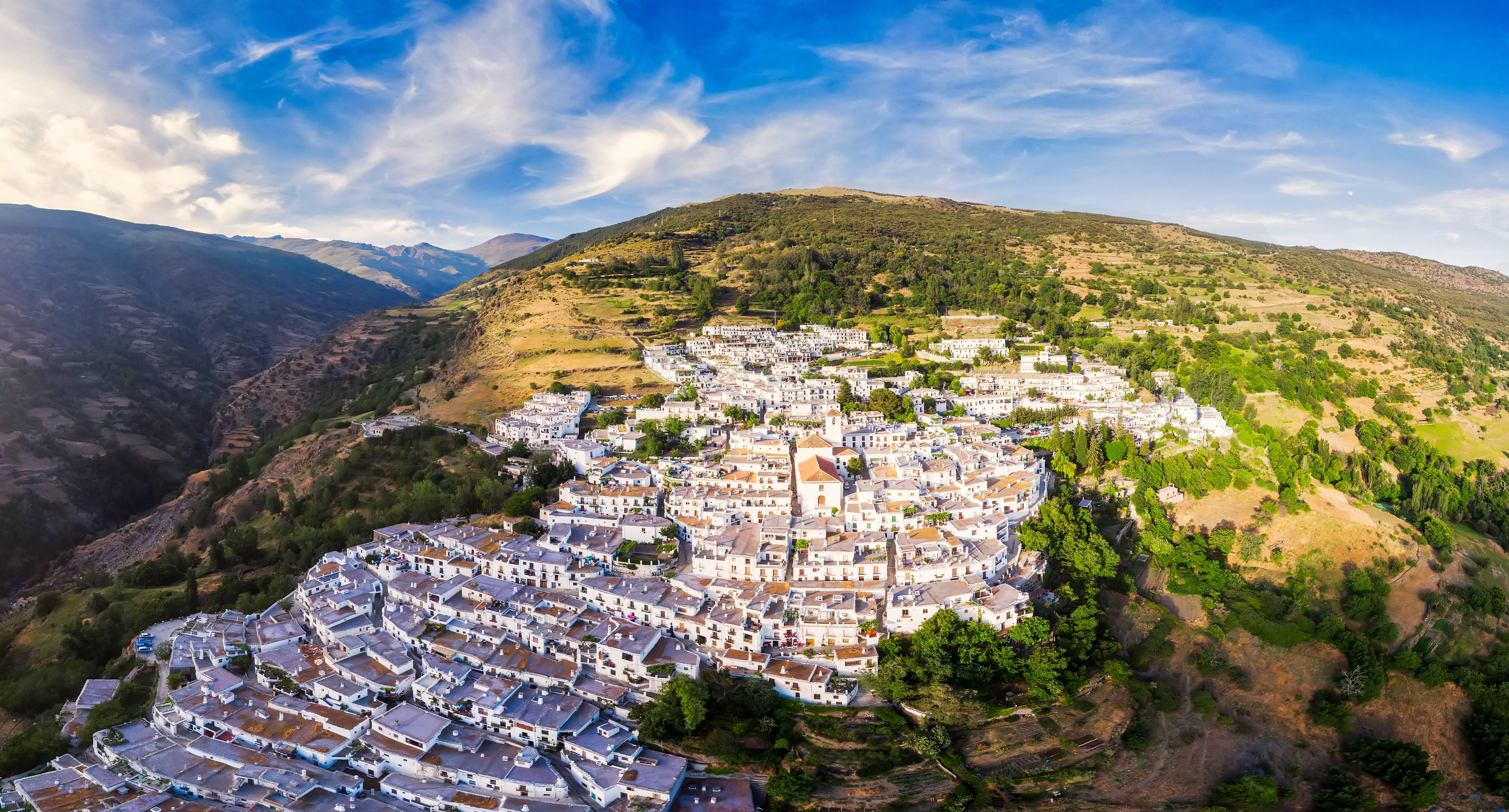 Restaurante con encanto en Capileira (Granada)