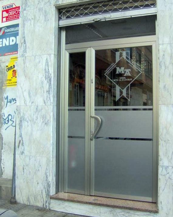Foto 10 de Carpintería de aluminio, metálica y PVC en Vitoria-Gasteiz   Ventanas de Aluminio Miguel