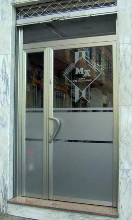 Foto 15 de Carpintería de aluminio, metálica y PVC en Vitoria-Gasteiz   Ventanas de Aluminio Miguel