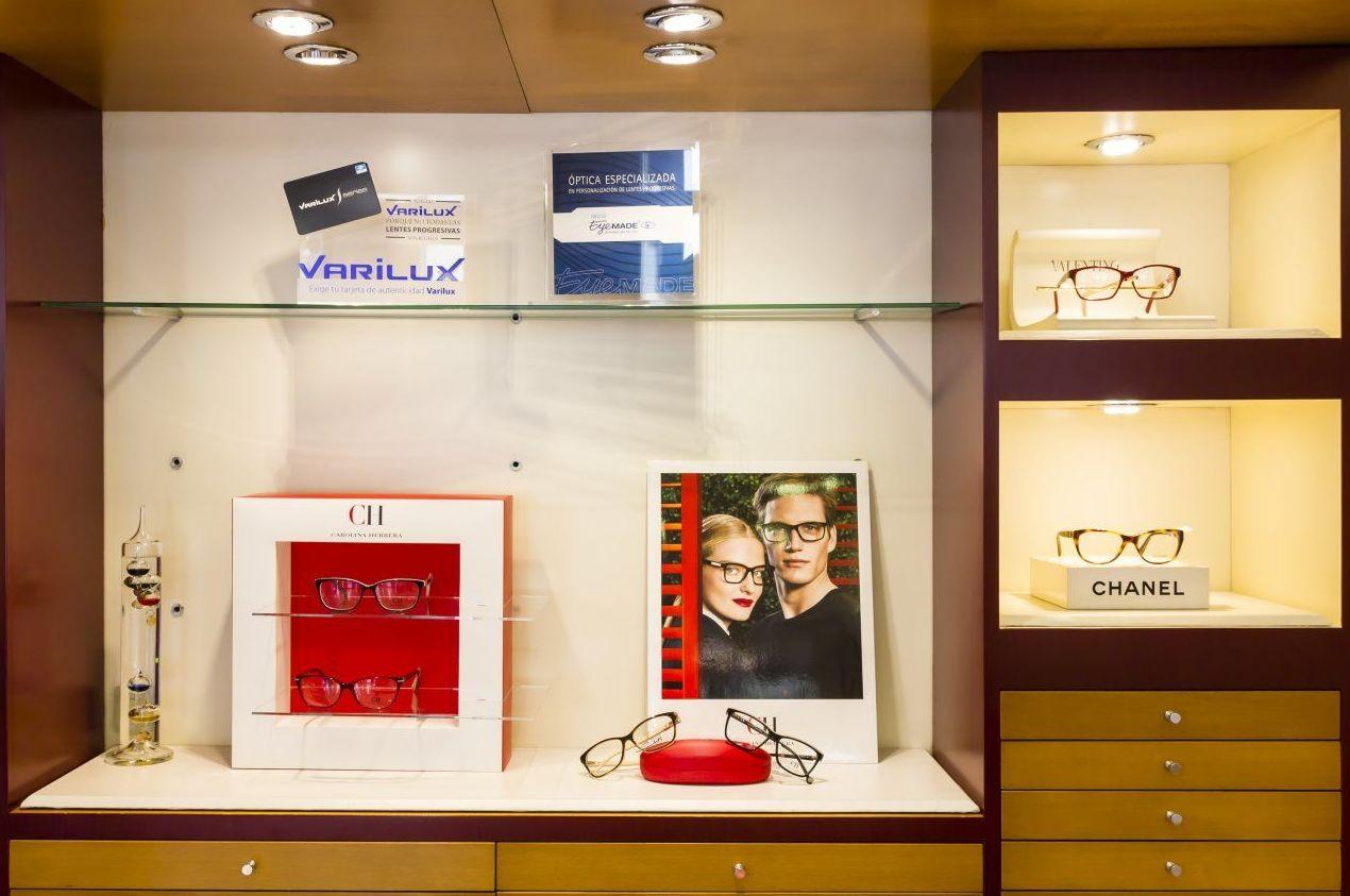 Gafas de todas las marcas en Valencia