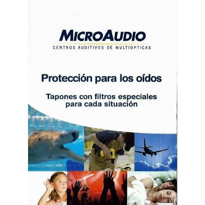 Protección para los oídos.: Productos de multiópticas Sanz