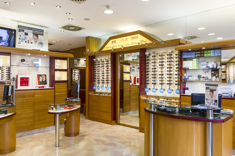 Venta de gafas en Valencia