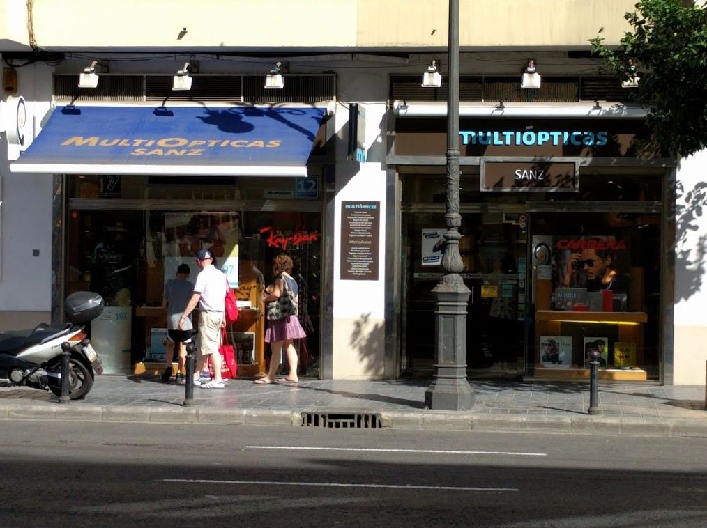 Multiópticas en Valencia