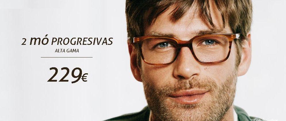 2 gafas MO por 229€