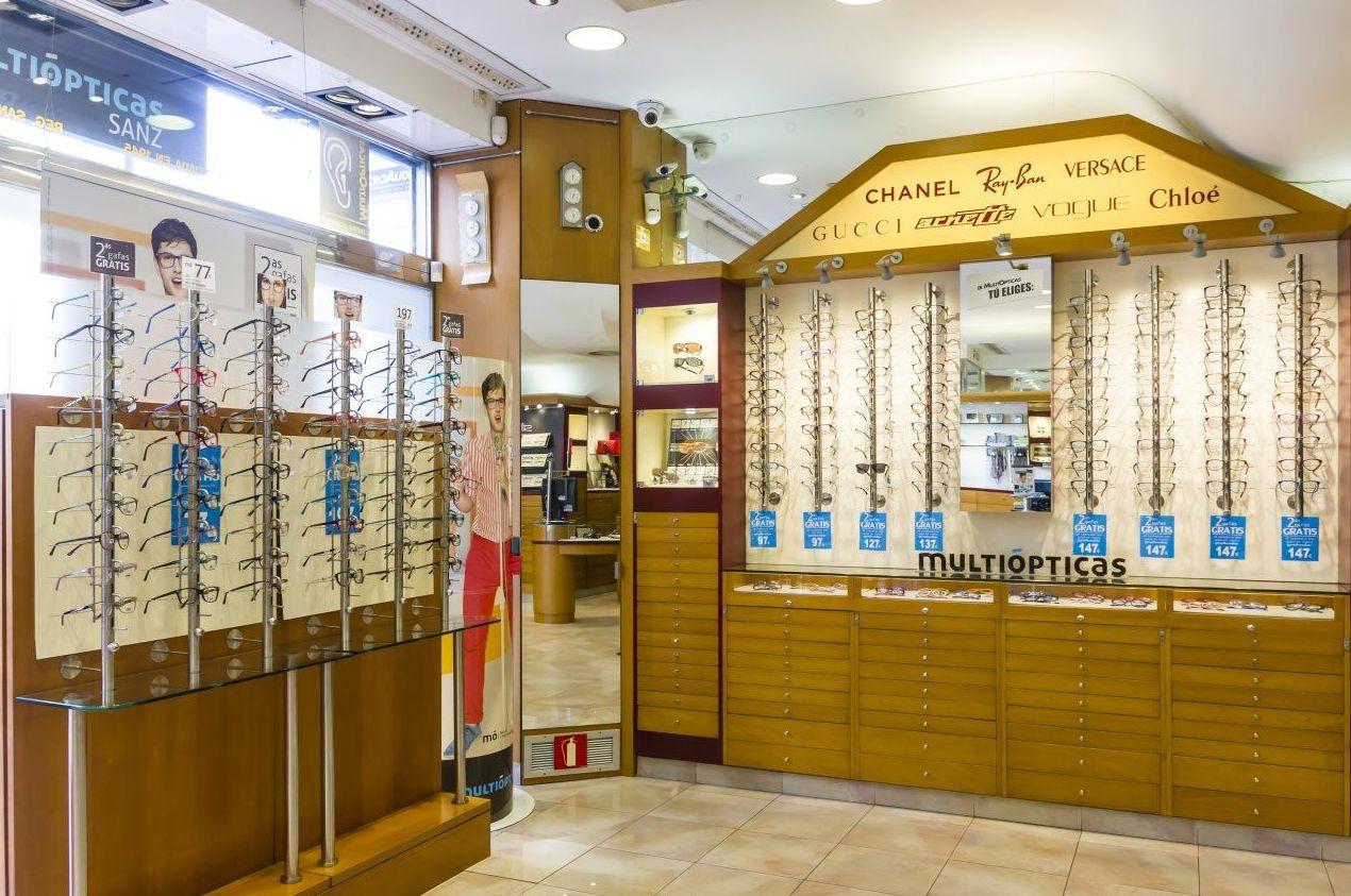 Muestra de nuestras gafas en Valencia