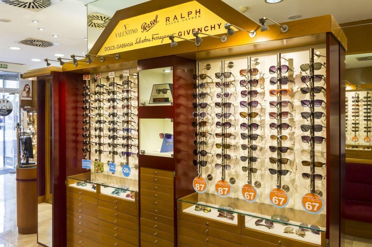 Gafas de sol en Valencia