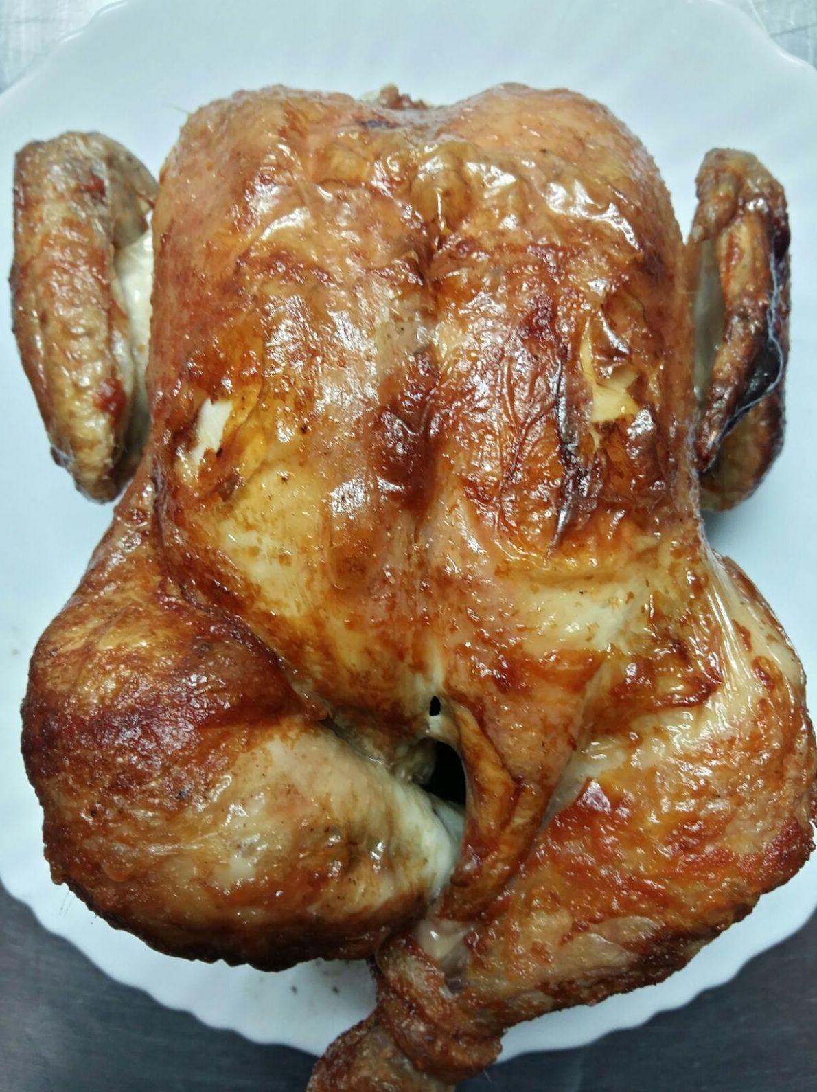Asador de pollos en vallecas