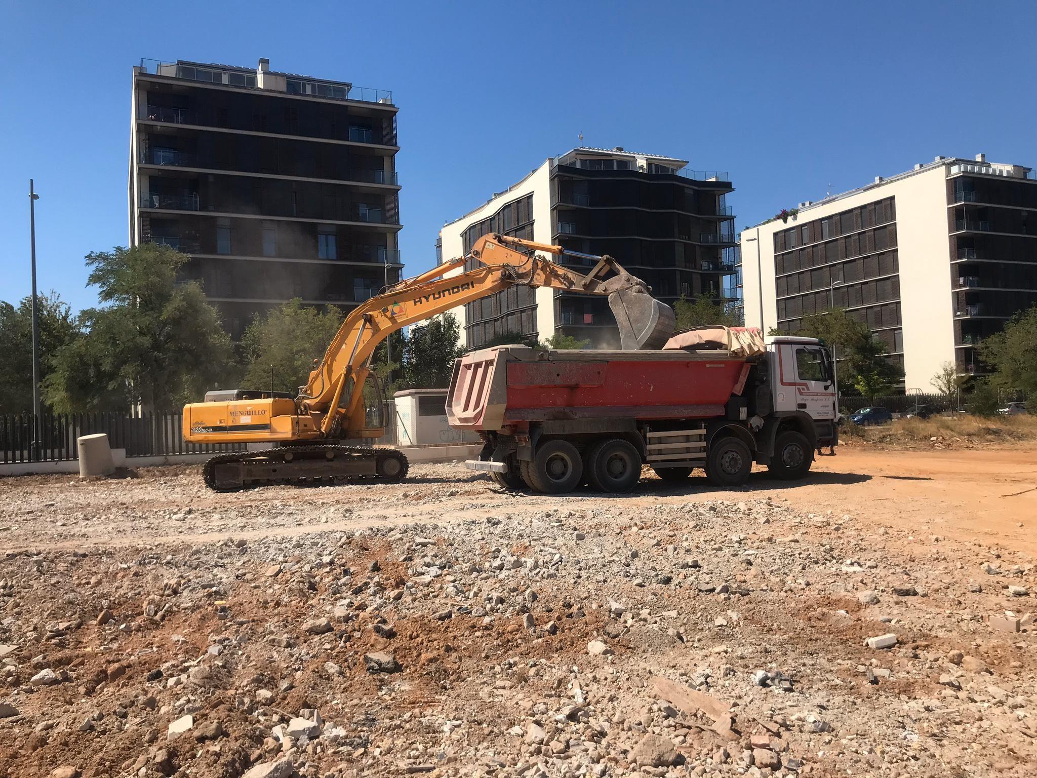 Foto 16 de Excavaciones en Castellón | Grupo Menguillo