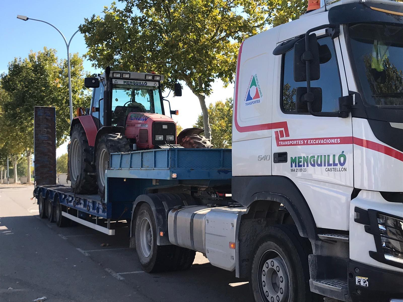 Foto 45 de Excavaciones en Castellón | Grupo Menguillo