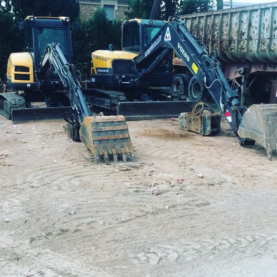 Foto 9 de Excavaciones en Castellón | Grupo Menguillo