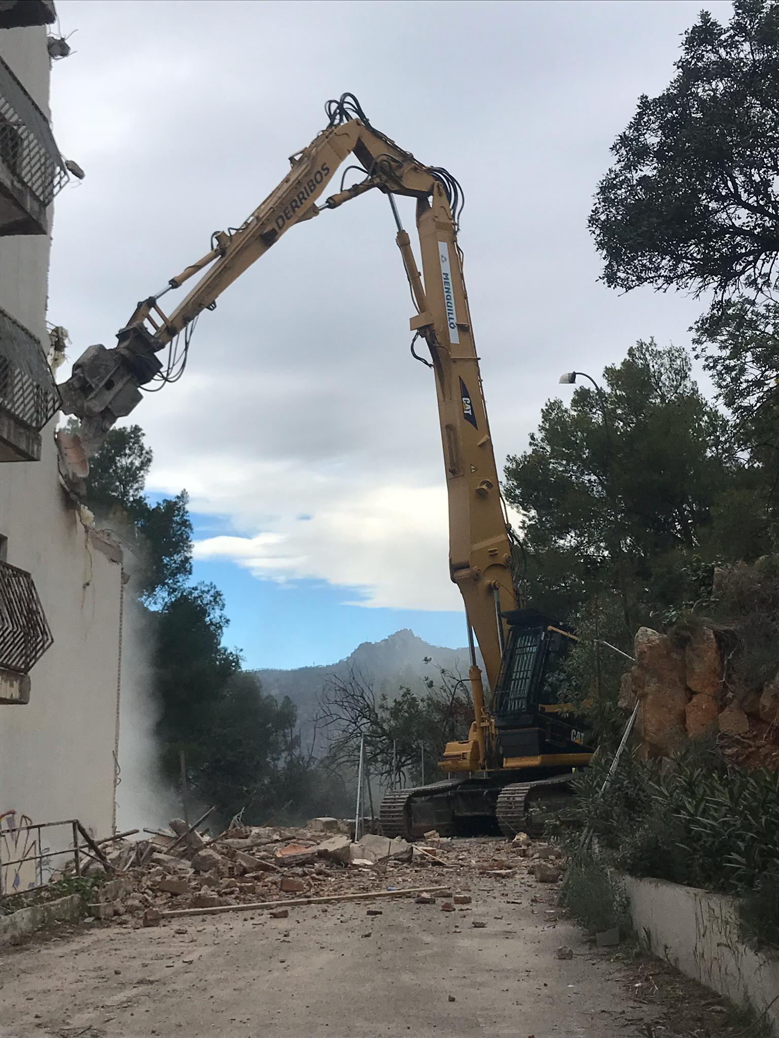 Foto 33 de Excavaciones en Castellón | Grupo Menguillo