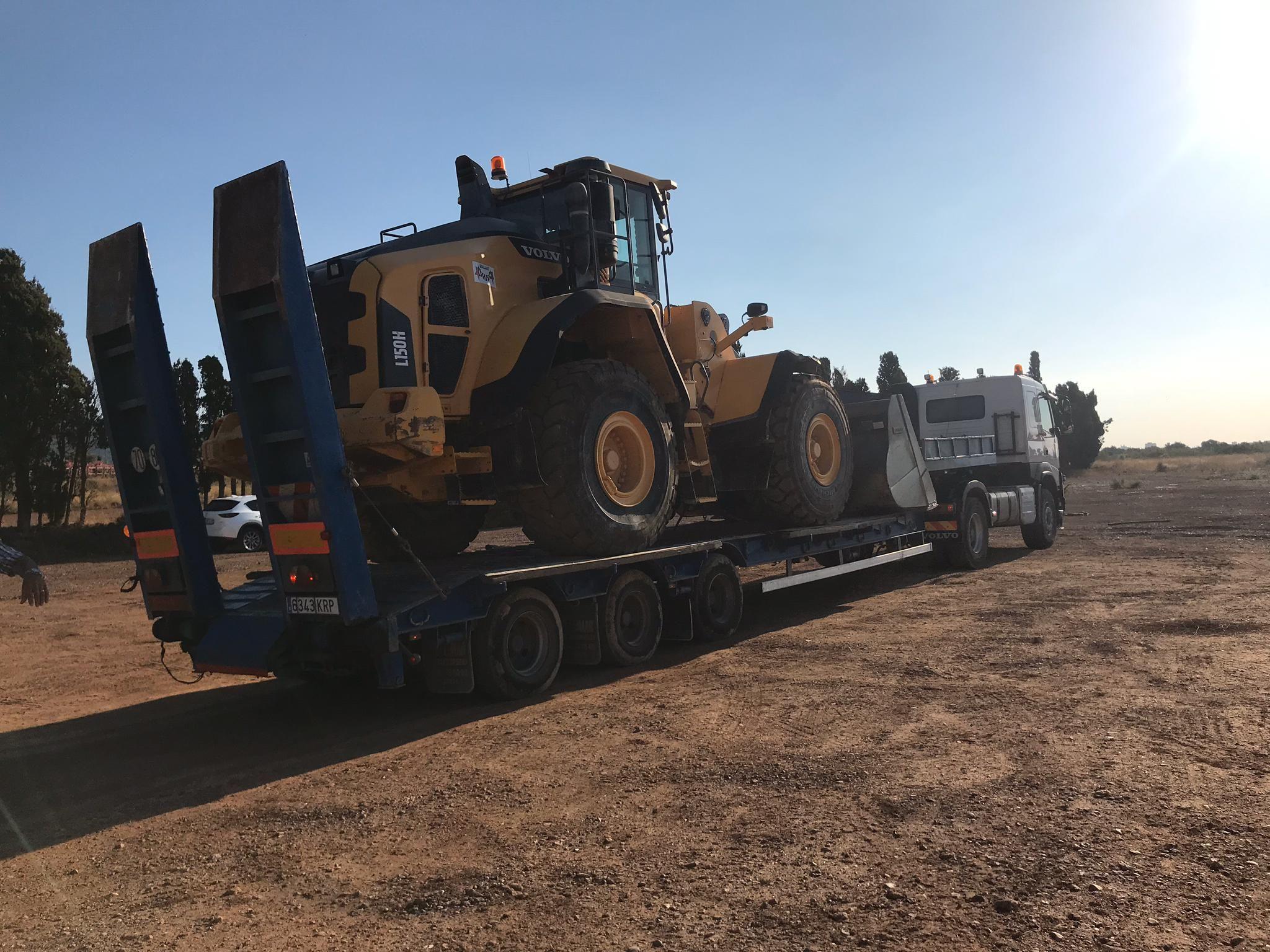 Foto 20 de Excavaciones en Castellón | Grupo Menguillo