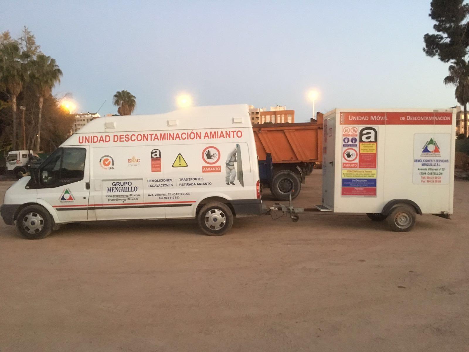 Foto 44 de Excavaciones en Castellón | Grupo Menguillo