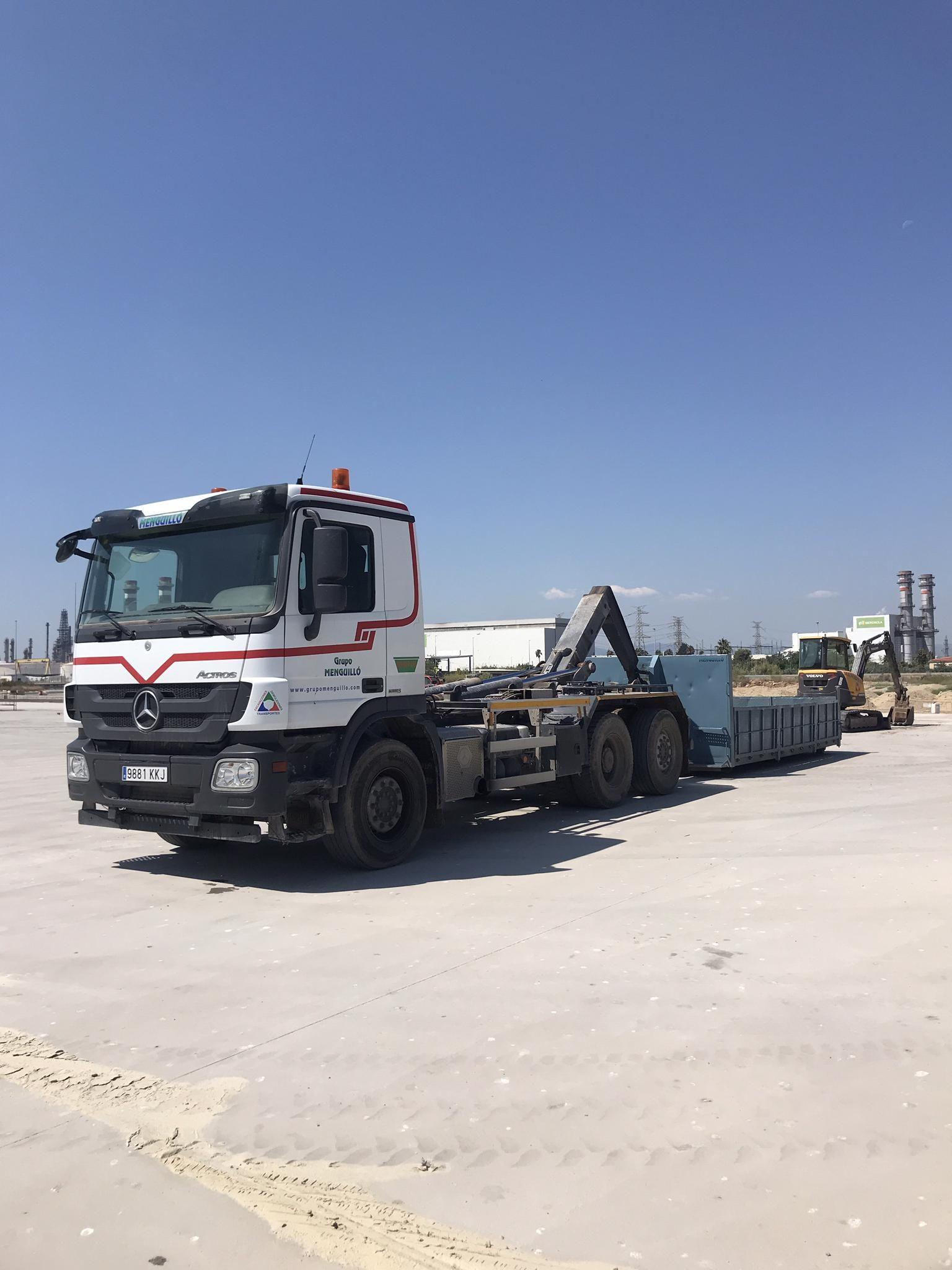 Foto 15 de Excavaciones en Castellón | Grupo Menguillo