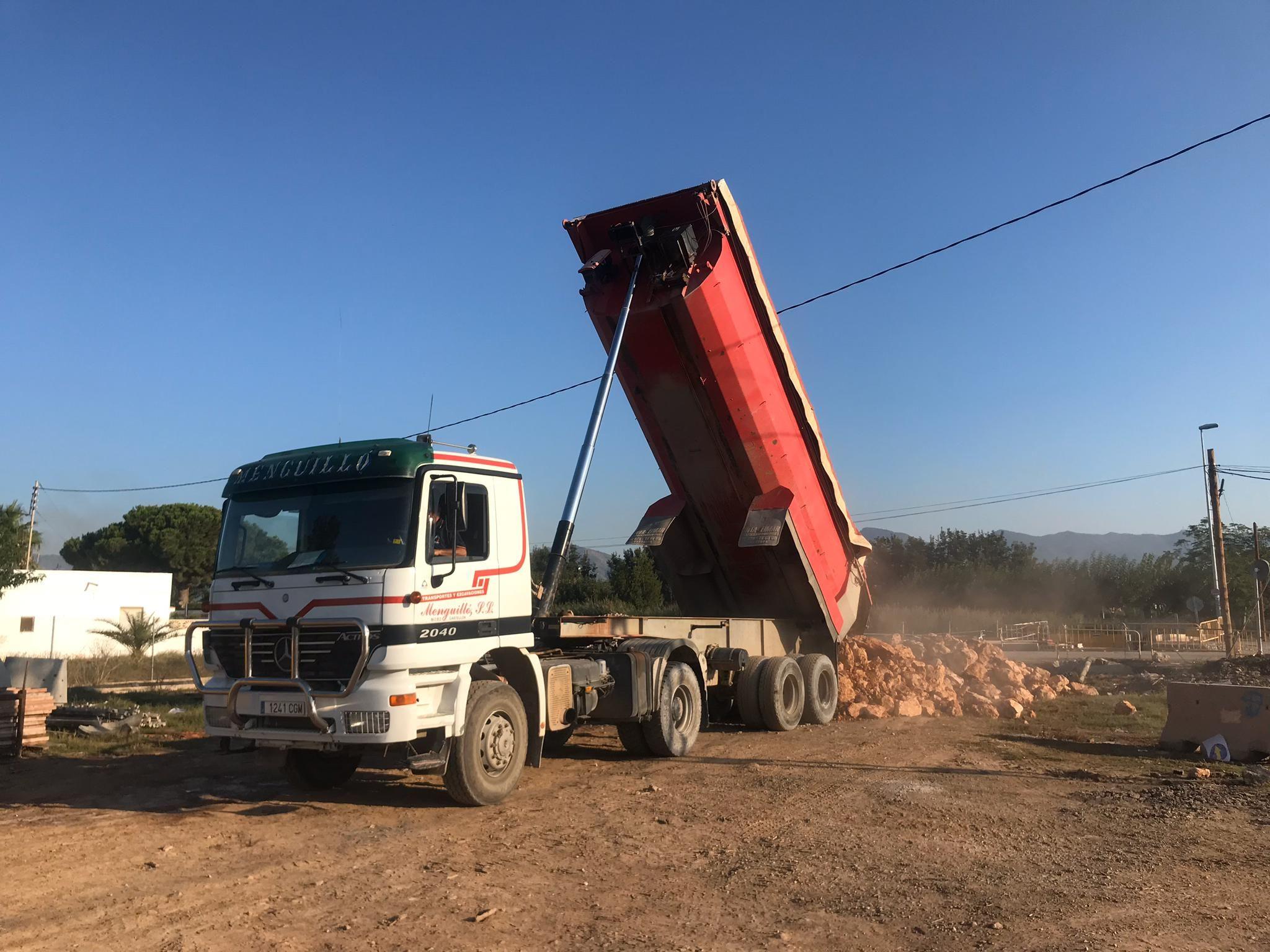 Foto 6 de Excavaciones en Castellón | Grupo Menguillo