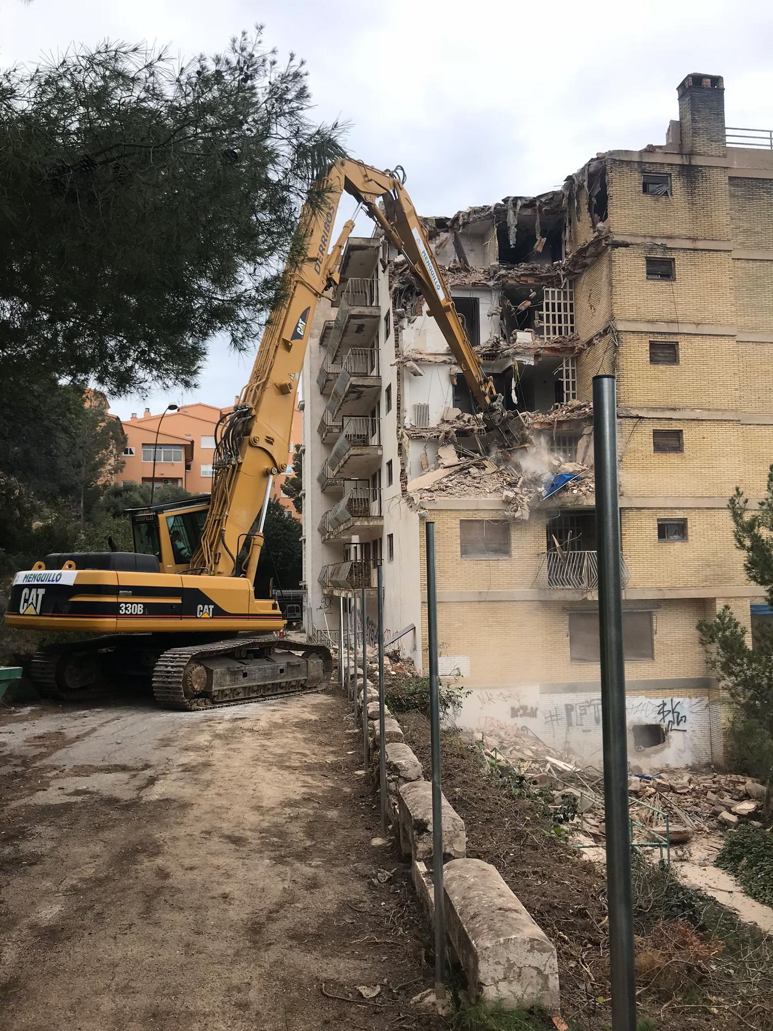 Foto 1 de Excavaciones en Castellón | Grupo Menguillo