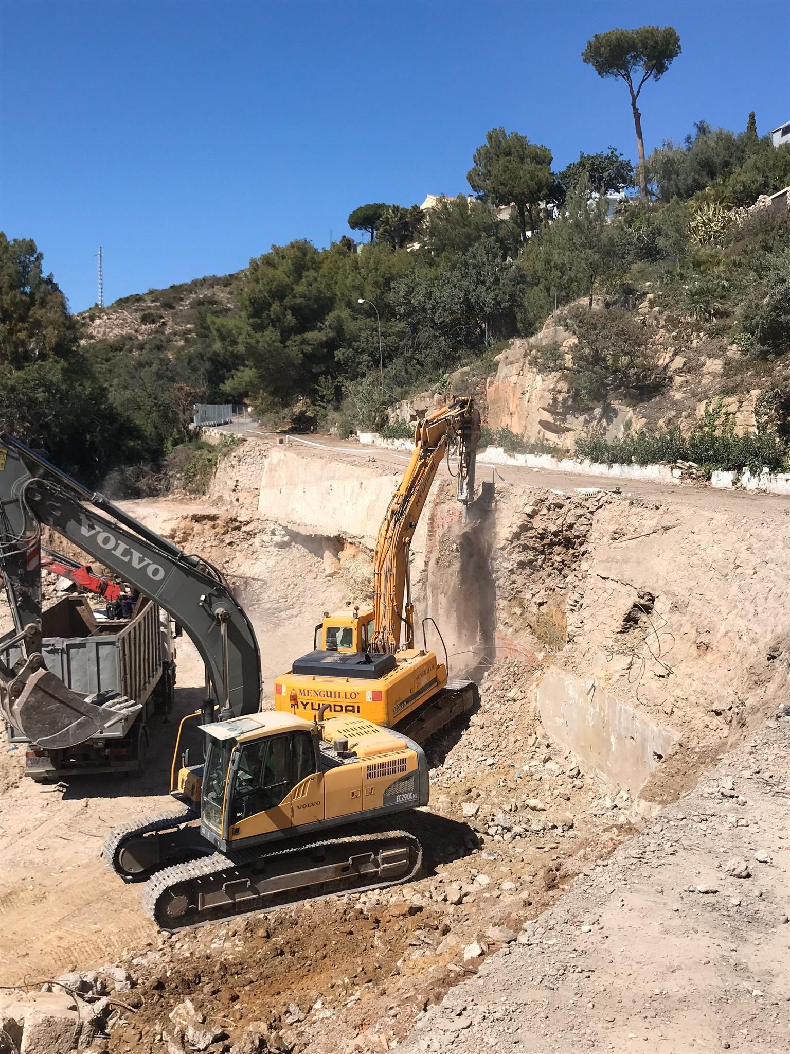 Foto 29 de Excavaciones en Castellón | Grupo Menguillo